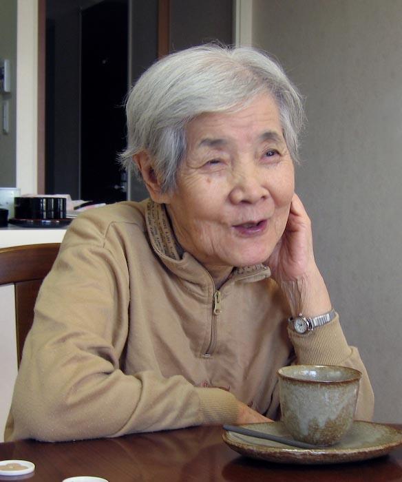 Kine Imai 1924 - 2008 -- http://regex.info/blog/