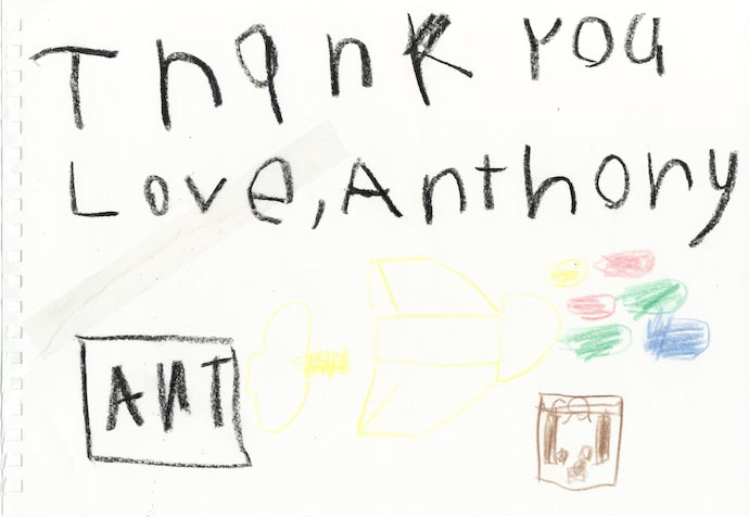 Thank You Aunt Chickee and Uncle Mikey -- http://regex.info/blog/