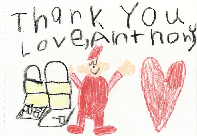 Thank You Santa -- http://regex.info/blog/
