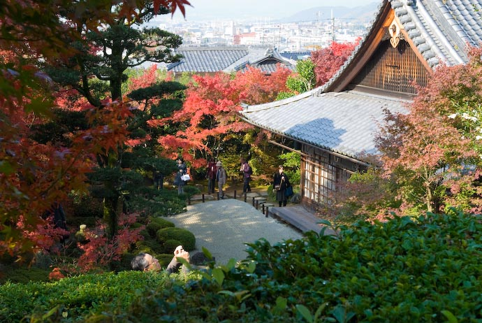 Konpukuji Temple ( related post ) -- Kyoto, Japan -- Copyright 2006 Jeffrey Eric Francis Friedl, http://regex.info/blog/