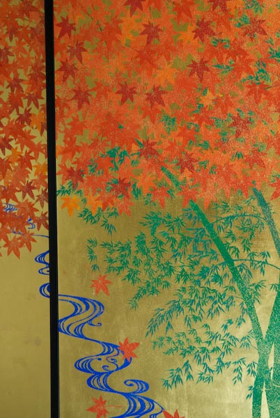 Enkouji Fusuma -- Kyoto, Japan -- Copyright 2006 Jeffrey Eric Francis Friedl, http://regex.info/blog/