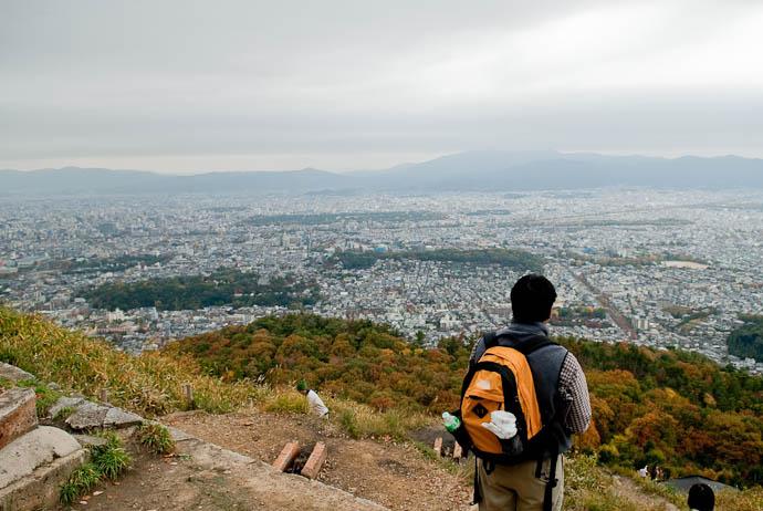 Kyoto City, From Daimonji -- Kyoto, Japan -- Copyright 2006 Jeffrey Eric Francis Friedl, http://regex.info/blog/