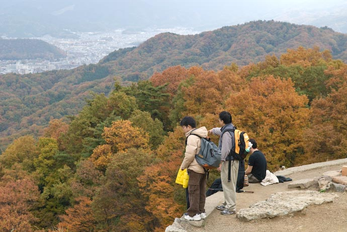 What a View! -- Kyoto, Japan -- Copyright 2006 Jeffrey Eric Francis Friedl, http://regex.info/blog/