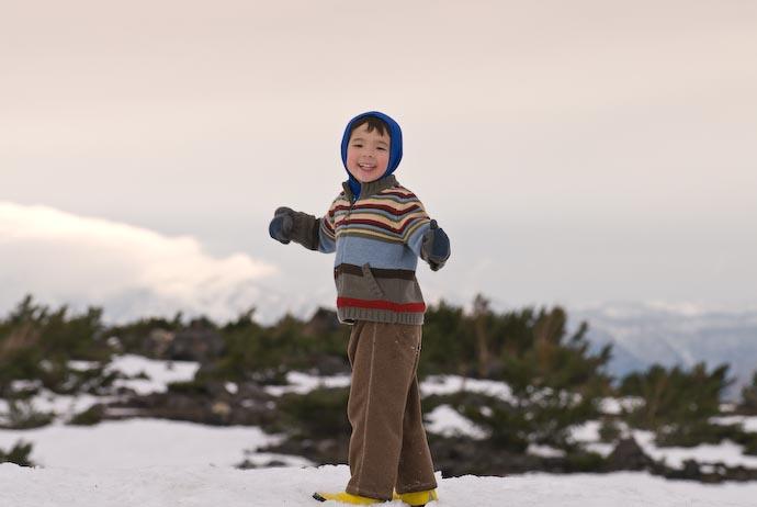 Unbridled Joy -- Biei, Hokkaido, Japan -- Copyright 2007 Jeffrey Eric Francis Friedl, http://regex.info/blog/