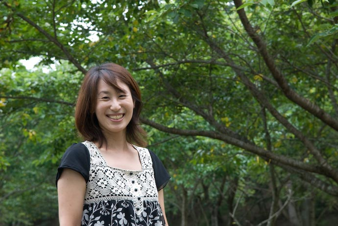Yoshiko Ferry -- Kyoto, Japan -- Copyright 2007 Jeffrey Eric Francis Friedl, http://regex.info/blog/
