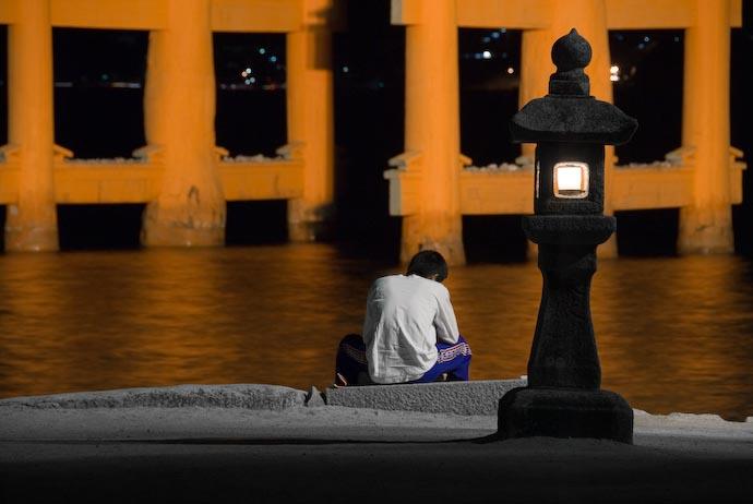 Miyajima, Hiroshima, Japan -- Copyright 2007 Jeffrey Eric Francis Friedl