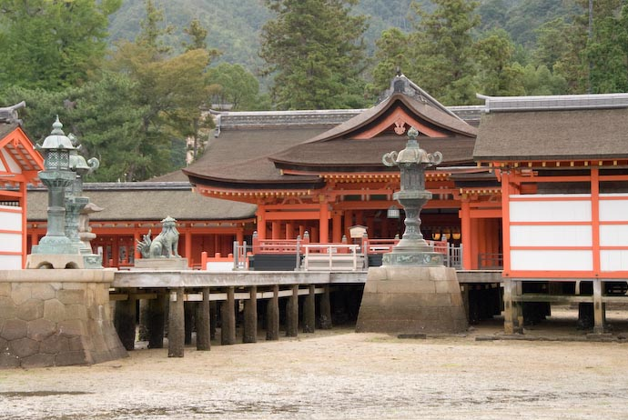 Shrine Without Peer -- Miyajima, Hiroshima, Japan -- Copyright 2007 Jeffrey Eric Francis Friedl