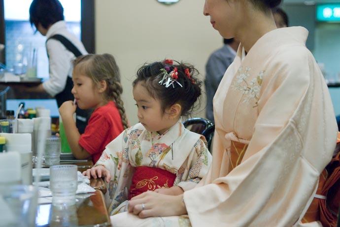 Marina-chan (Two Years Old) -- Kyoto, Japan -- Copyright 2007 Jeffrey Eric Francis Friedl