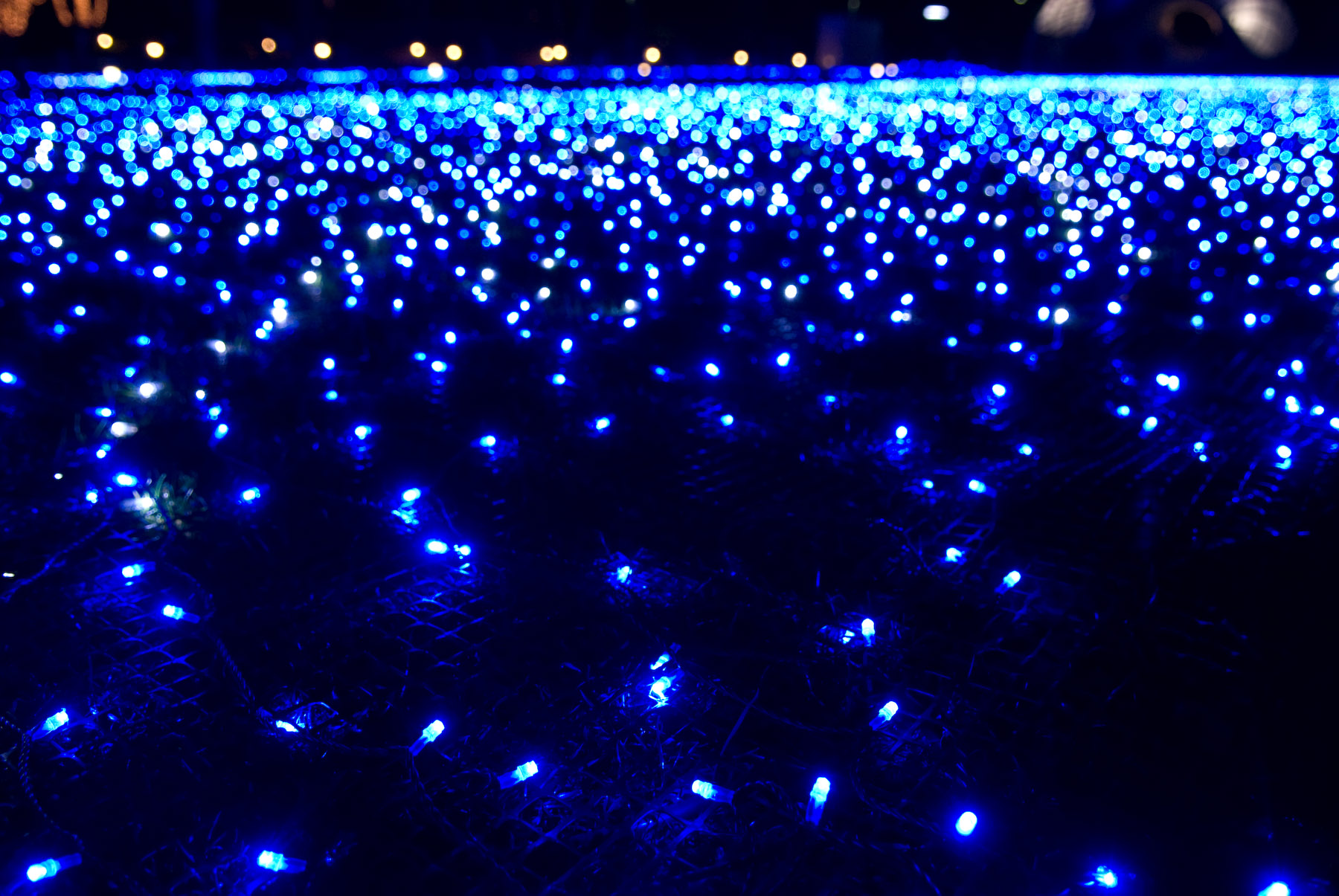 Jeffrey friedls blog extremely blue light display mozeypictures Image collections