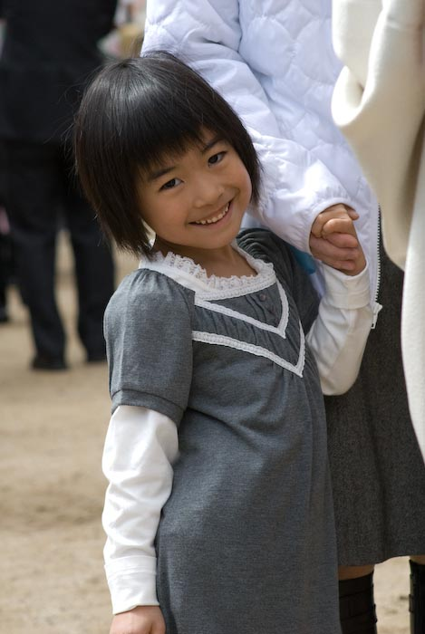 The Ever-Delightful Kana-chan -- Kyoto, Japan -- Copyright 2008 Jeffrey Eric Francis Friedl, http://regex.info/blog/