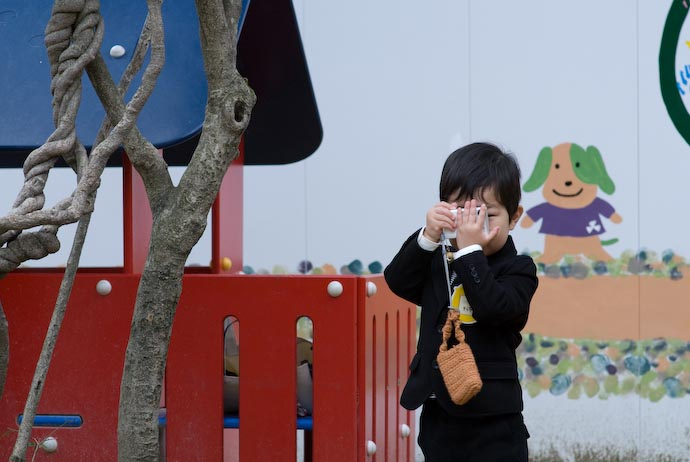 Say Cheese -- Kyoto, Japan -- Copyright 2008 Jeffrey Eric Francis Friedl, http://regex.info/blog/