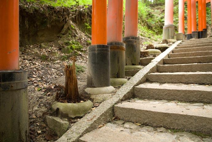 memories of Fallen Comrades -- Kyoto, Japan -- Copyright 2008 Jeffrey Eric Francis Friedl, http://regex.info/blog/