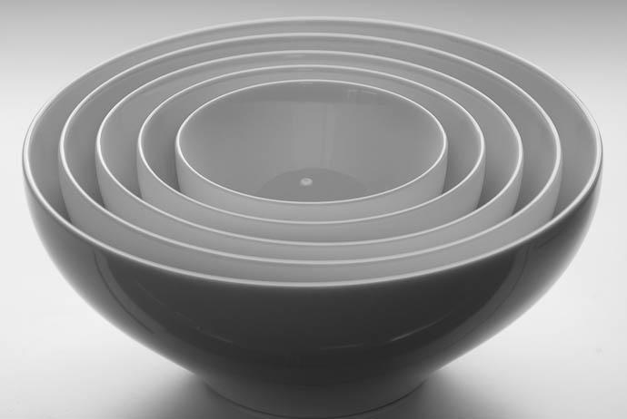 Noritake China N4-Series Deep Bowls