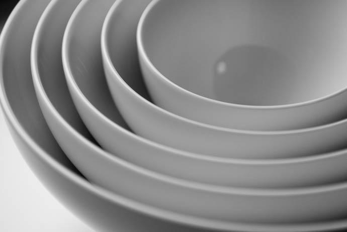 """Noritake China """"N4"""" Series Deep Bowls"""