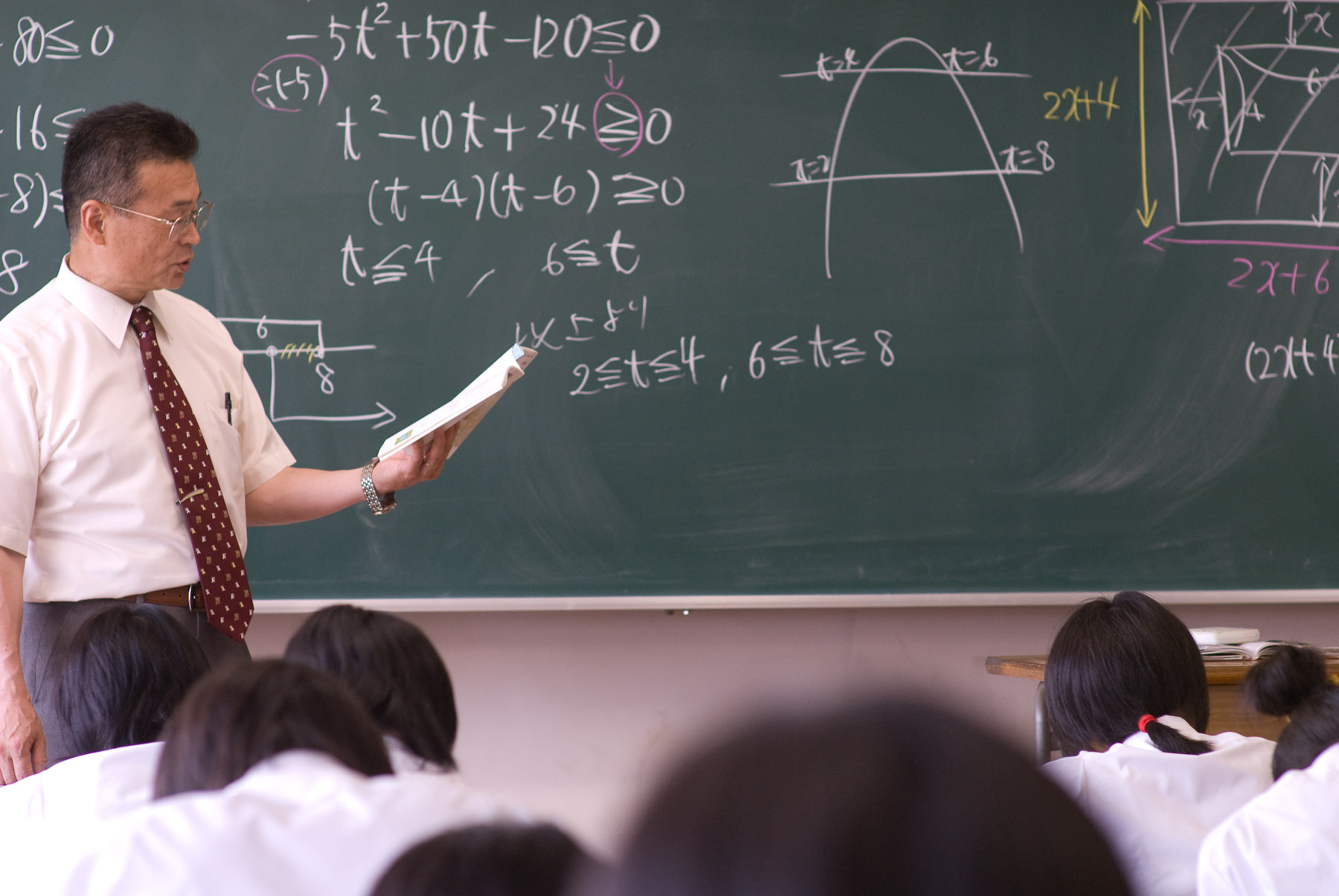 Jeffrey Friedl's Blog » My Visit to a Japanese High School