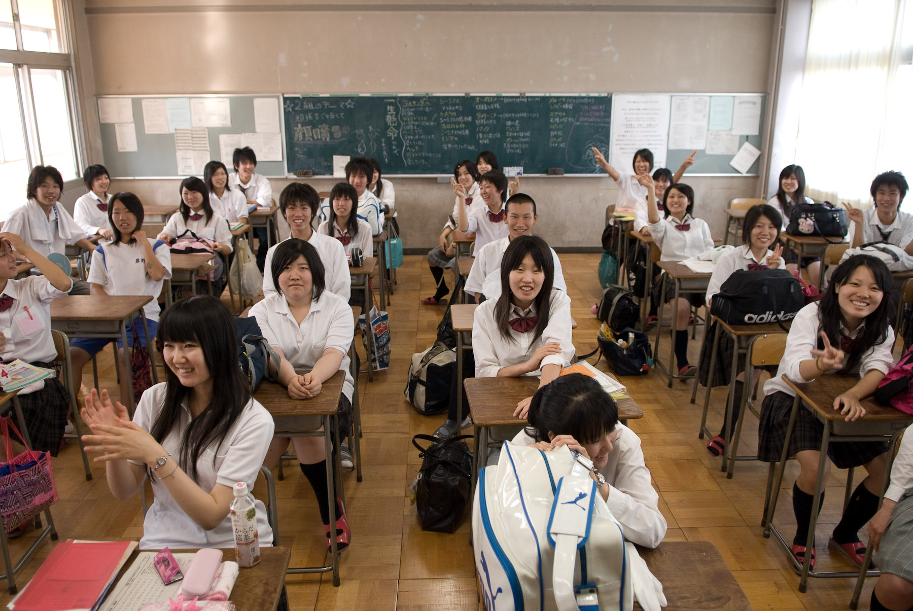 japanese schools The only experience i have with the american public school system is when i was a student in the '70s and '80s in west-central florida my experience with the japanese school system is from having three teenagers who attended japanese public schools from kindergarten to the high school they're.