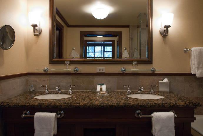 Master-Bath Vanity -- Copyright 2008 Jeffrey Eric Francis Friedl, http://regex.info/blog/