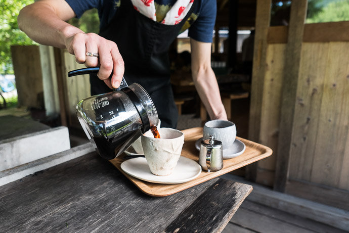 Tautasya Cafe (田歌舎) -- http:, Nantan, Kyoto -- Copyright 2015 Jeffrey Friedl, http://regex.info/blog/