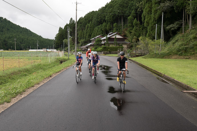 Pleasant Side Road taken while cycling at 25 kph (15 mph) -- Kyoto, Japan -- Copyright 2015 Jeffrey Friedl, http://regex.info/blog/