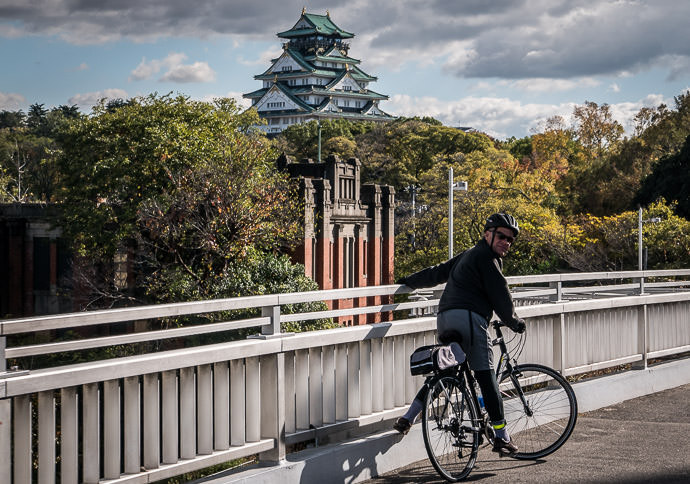 Osaka Castle -- Kyoto, Japan -- Copyright 2015 Jeffrey Friedl, http://regex.info/blog/