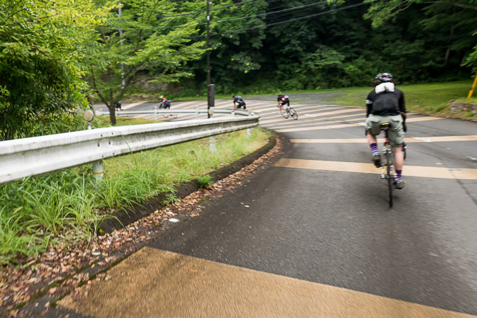 More Fun Little Descents near Hiyoshi Dam (日吉ダム) -- Hiyoshi Dam (日吉ダム) -- Nantan, Kyoto, Japan -- Copyright 2016 Jeffrey Friedl, http://regex.info/blog/