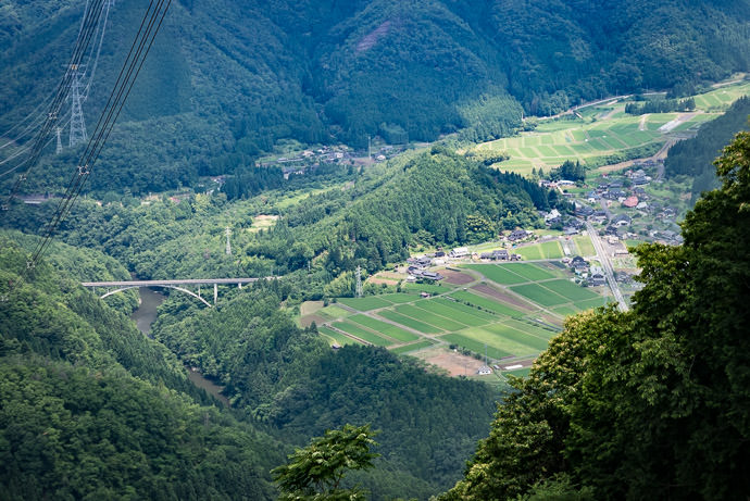 View Over the Edge -- Funai District -- Kyoto, Japan -- Copyright 2016 Jeffrey Friedl, http://regex.info/blog/