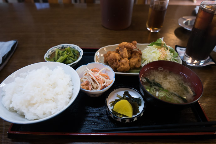 Proper Lunch -- Otsu, Shiga, Japan -- Copyright 2017 Jeffrey Friedl, http://regex.info/blog/