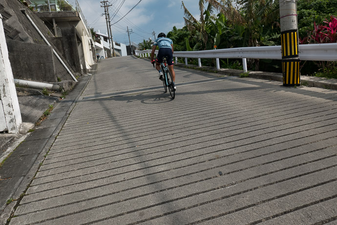 Brutal Climbs -- 427-64 -- Haebaru-cho, Okinawa, Japan -- Copyright 2018 Jeffrey Friedl, http://regex.info/blog/