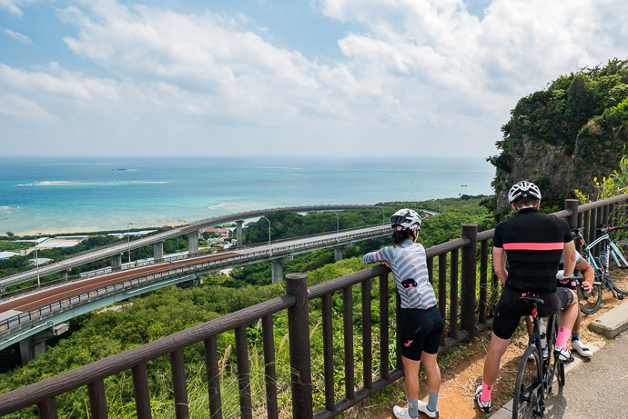 Lovely View lovely descent -- Nanjo, Okinawa, Japan -- Copyright 2018 Jeffrey Friedl, http://regex.info/blog/