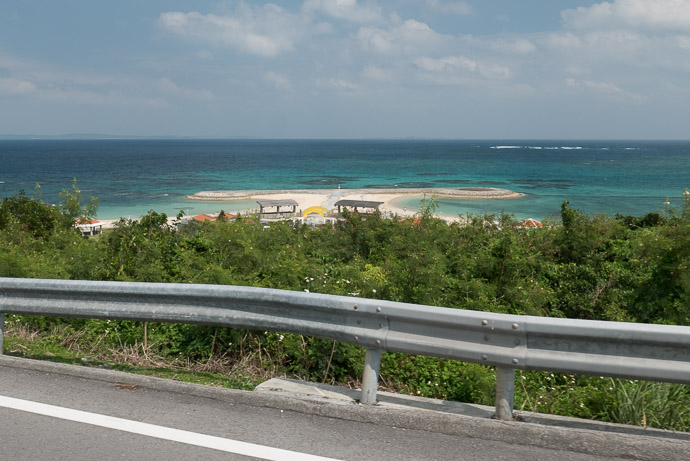 Our Next Destination way out there -- Nanjo, Okinawa, Japan -- Copyright 2018 Jeffrey Friedl, http://regex.info/blog/