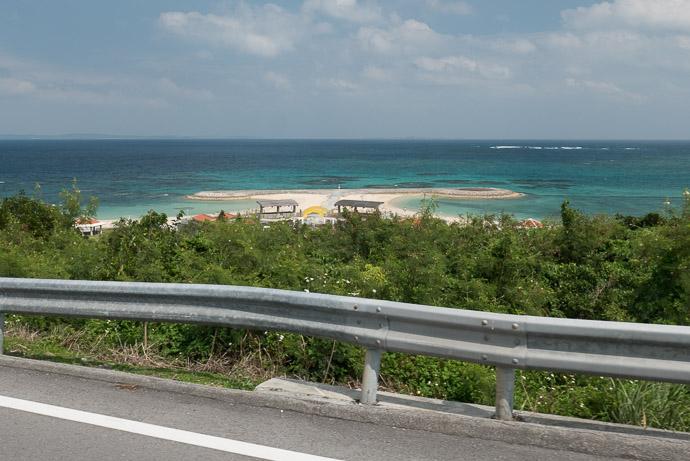 Our Next Destination way out there -- Nanjo, Okinawa, Japan -- Copyright 2018 Jeffrey Friedl, http://regex.info/blog/