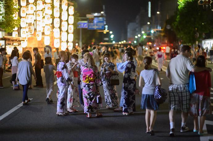Festive Mood  --  Kyoto, Japan  --  Copyright 2012 Jeffrey Friedl, http://regex.info/blog/