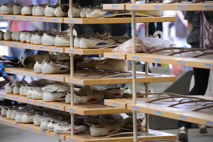 Inside Shoes 上靴用  --  Kyoto, Japan  --  Copyright 2012 Jeffrey Friedl, http://regex.info/blog/