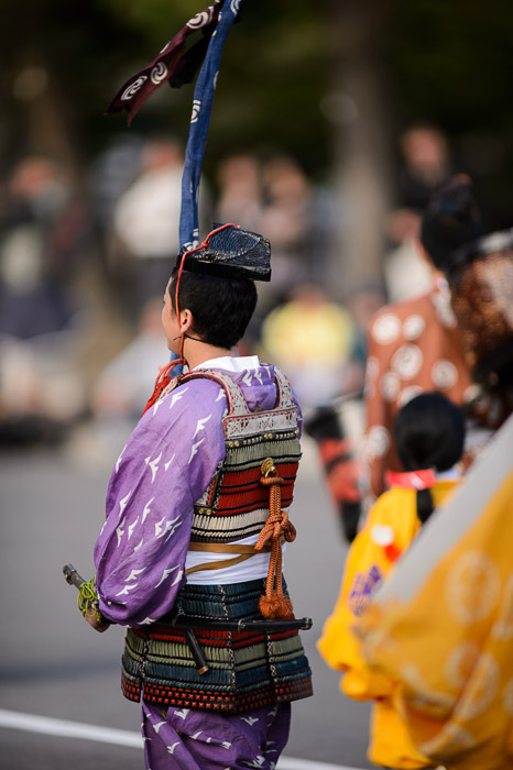 Jidai Matsuri (時代祭)  --  Kyoto, Japan  --  Copyright 2012 Jeffrey Friedl, http://regex.info/blog/  --  This photo is licensed to the public under the Creative Commons Attribution-NonCommercial 3.0 Unported License http://creativecommons.org/licenses/by-nc/3.0/ (non-commercial use is freely allowed if proper attribution is given, including a link back to this page on http://regex.info/ when used online)