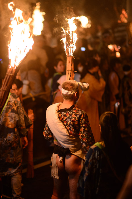 Fire and Moon -- Kurama Fire Festival () -- Kyoto, Japan -- Copyright 2012 Jeffrey Friedl, http://regex.info/blog/ -- This photo is licensed to the public under the Creative Commons Attribution-NonCommercial 3.0 Unported License http://creativecommons.org/licenses/by-nc/3.0/ (non-commercial use is freely allowed if proper attribution is given, including a link back to this page on http://regex.info/ when used online)