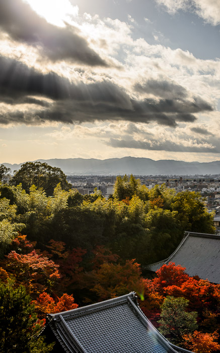 desktop background image of a dynamic sunny sky over the Enkouji Temple (圓光寺), Kyoto Japan -- Bright and Hazy Day ( at least for the moment ) -- Enkouji Temple (圓光寺) -- Copyright 2012 Jeffrey Friedl, http://regex.info/blog/ -- This photo is licensed to the public under the Creative Commons Attribution-NonCommercial 3.0 Unported License http://creativecommons.org/licenses/by-nc/3.0/ (non-commercial use is freely allowed if proper attribution is given, including a link back to this page on http://regex.info/ when used online)