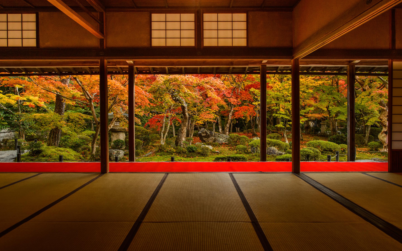 Jeffrey friedl 39 s blog impossible shot at kyoto s enkoji for Japanese garden room