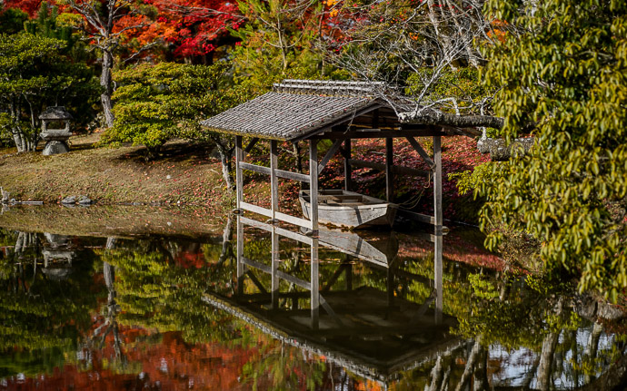 desktop background image of the boat on the lake at the Shugakuin Imperial Villa (修学院離宮) in autumn, in Kyoto Japan -- Imperial Boat at the Shugakuin Imperial Villa (修学院離宮) Kyoto Japan -- Shugakuin Imperial Villa (修学院離宮) -- Copyright 2012 Jeffrey Friedl, http://regex.info/blog/ -- This photo is licensed to the public under the Creative Commons Attribution-NonCommercial 4.0 International License http://creativecommons.org/licenses/by-nc/4.0/ (non-commercial use is freely allowed if proper attribution is given, including a link back to this page on http://regex.info/ when used online)
