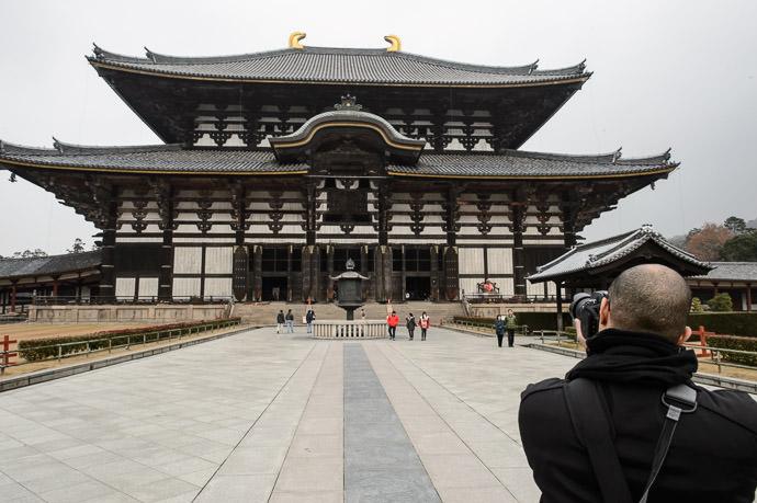 Todaiji (東大寺) -- Nara, Japan -- Copyright 2012 Jeffrey Friedl, http://regex.info/blog/
