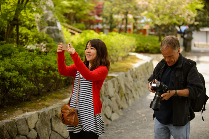 Having Fun Together -- Kyoto, Japan -- Copyright 2013 Jeffrey Friedl, http://regex.info/blog/