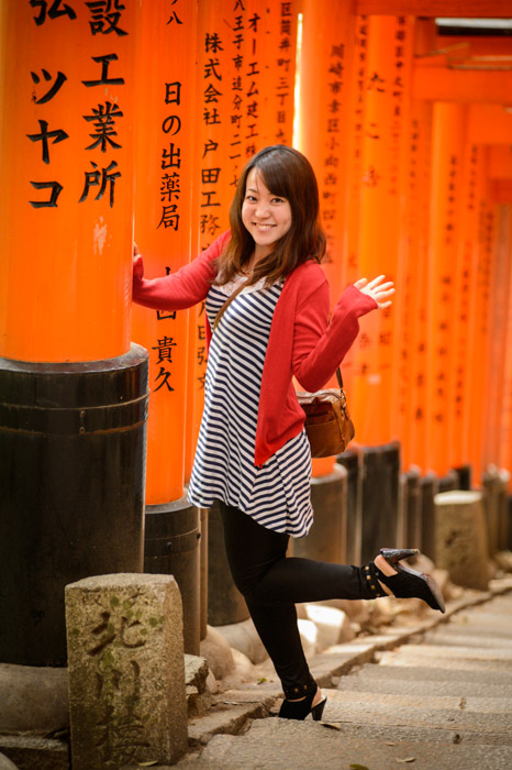 Fushimi Inari Shrine (伏見稲荷大社) -- Kyoto, Japan -- Copyright 2013 Jeffrey Friedl, http://regex.info/blog/