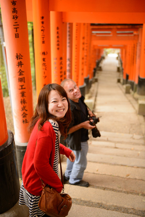 More Fun -- Fushimi Inari Shrine (伏見稲荷大社) -- Kyoto, Japan -- Copyright 2013 Jeffrey Friedl, http://regex.info/blog/