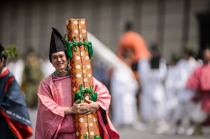 Nice Smile -- Aoi Matsuri, at the Kyoto Imperial Palace Park ( Kyoto Gosho ) (葵祭、京都御所) -- Kyoto, Japan -- Copyright 2013 Jeffrey Friedl, http://regex.info/blog/ -- This photo is licensed to the public under the Creative Commons Attribution-NonCommercial 3.0 Unported License http://creativecommons.org/licenses/by-nc/3.0/ (non-commercial use is freely allowed if proper attribution is given, including a link back to this page on http://regex.info/ when used online)