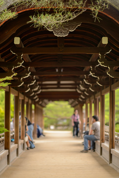 The Bridge -- Heian Shrine (平安神宮) -- Kyoto, Japan -- Copyright 2013 Jeffrey Friedl, http://regex.info/blog/ -- This photo is licensed to the public under the Creative Commons Attribution-NonCommercial 3.0 Unported License http://creativecommons.org/licenses/by-nc/3.0/ (non-commercial use is freely allowed if proper attribution is given, including a link back to this page on http://regex.info/ when used online)