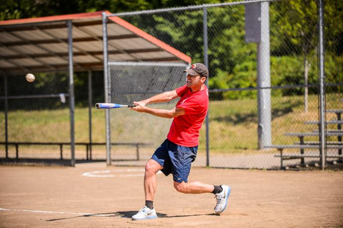 Little-League Bat big-league hit -- Bellingham, Washington, USA -- Copyright 2013 Jeffrey Friedl, http://regex.info/blog/