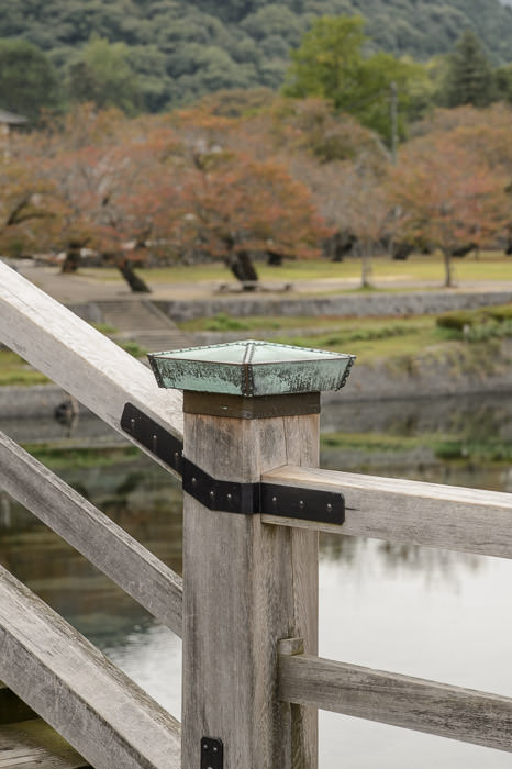 Angle of Incidence -- Kintai Bridge (錦帯橋) -- Iwakuni, Yamaguchi, Japan -- Copyright 2013 Jeffrey Friedl, http://regex.info/blog/