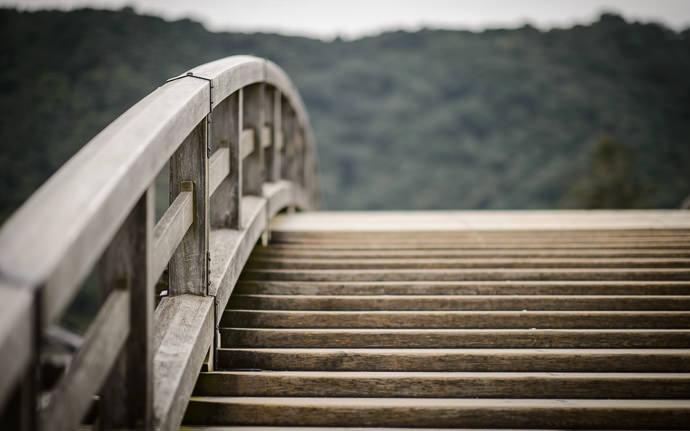 Apogee -- Kintai Bridge (錦帯橋) -- Iwakuni, Yamaguchi, Japan -- Copyright 2013 Jeffrey Friedl, http://regex.info/blog/