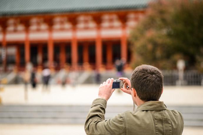 Heian Shrine (平安神宮) -- Kyoto, Japan -- Copyright 2013 Jeffrey Friedl, http://regex.info/blog/