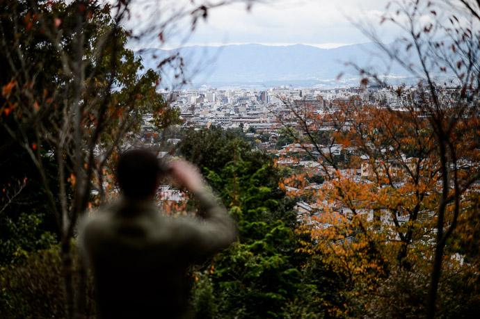 Sort-Of View of Kyoto -- Kyoto, Japan -- Copyright 2013 Jeffrey Friedl, http://regex.info/blog/