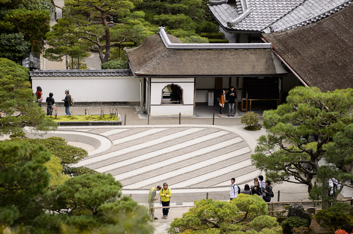 Ginkakuji Temple (銀閣寺) -- Kyoto, Japan -- Copyright 2013 Jeffrey Friedl, http://regex.info/blog/